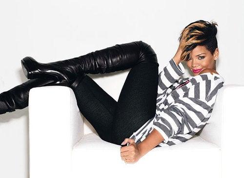 Rihanna Speaks; Angie Shops Stella For Gap