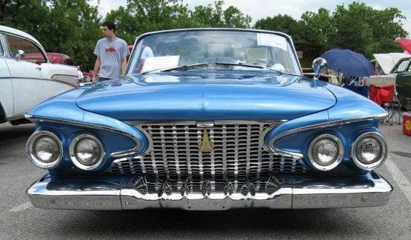 The other 10 scariest looking cars of all time