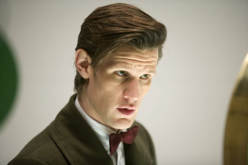 """Doctor Who promo photos from episode 6.10, """"The Girl Who Waited"""""""