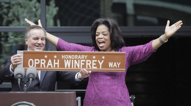 "Did Oprah Steal Her ""Own Your Power"" Slogan?"
