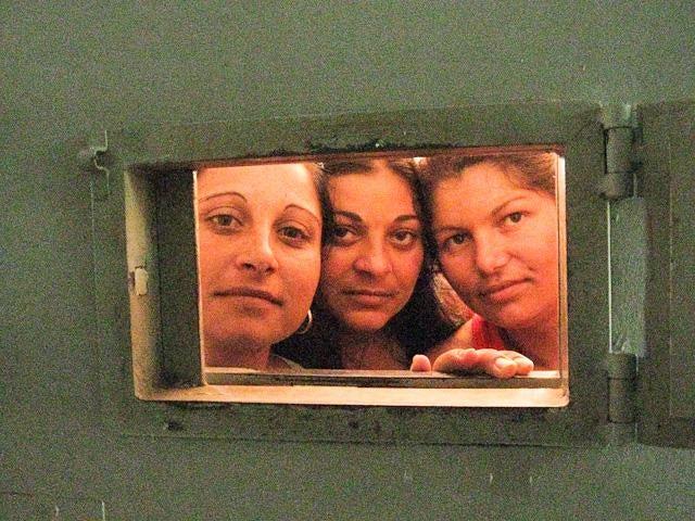 Romanian Prison Gallery