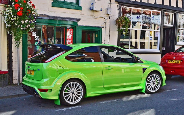 The Ten Most Tragically Underused Car Colors