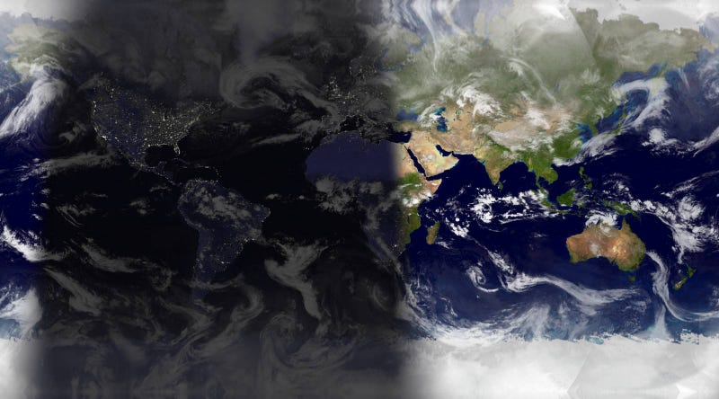 Set a Rotating Picture of the Earth as Your Ubuntu Wallpaper