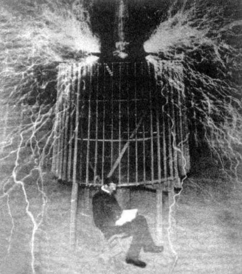 Happy 154th birthday, Nikola Tesla!