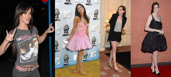 Megan Fox Vs. Anne Hathaway: Whose 'Scary' Weight Loss Is Scarier?