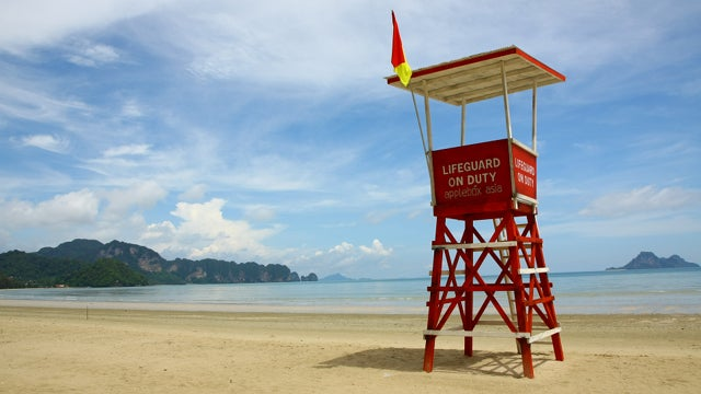 Lifeguard Fired for Attempting to Rescue Drowning Man