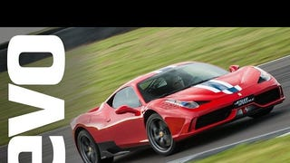 EVO's 458 Speciale Review