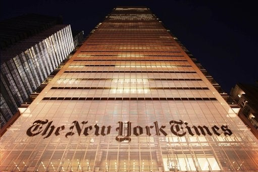 The New York Times Buyout List (Updated)