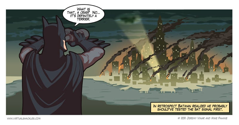 Sunday Comics: Elitism Isn't Free