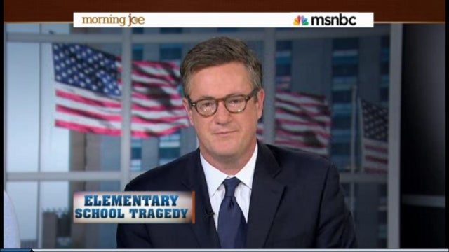 In Emotional Monologue, Joe Scarborough Changes Long-Held Gun Debate Stance: 'Nothing Can Ever Be the Same Again'