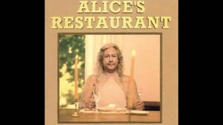 Is Alice's Restaurant part of your Thanksgiving tradition?