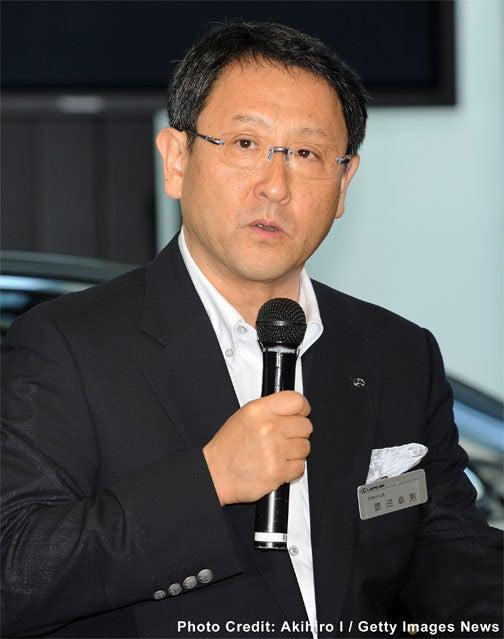 Toyota President Reiterates Plans To Develop Subieyota Sports Car