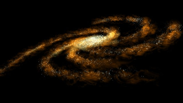 Newly-discovered galactic arm means the Milky Way is more warped than we thought