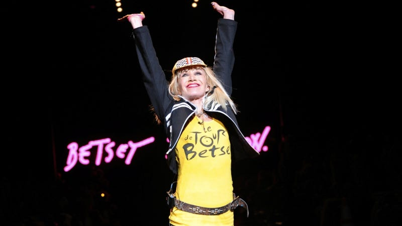 The Night Belongs to Betsey Johnson