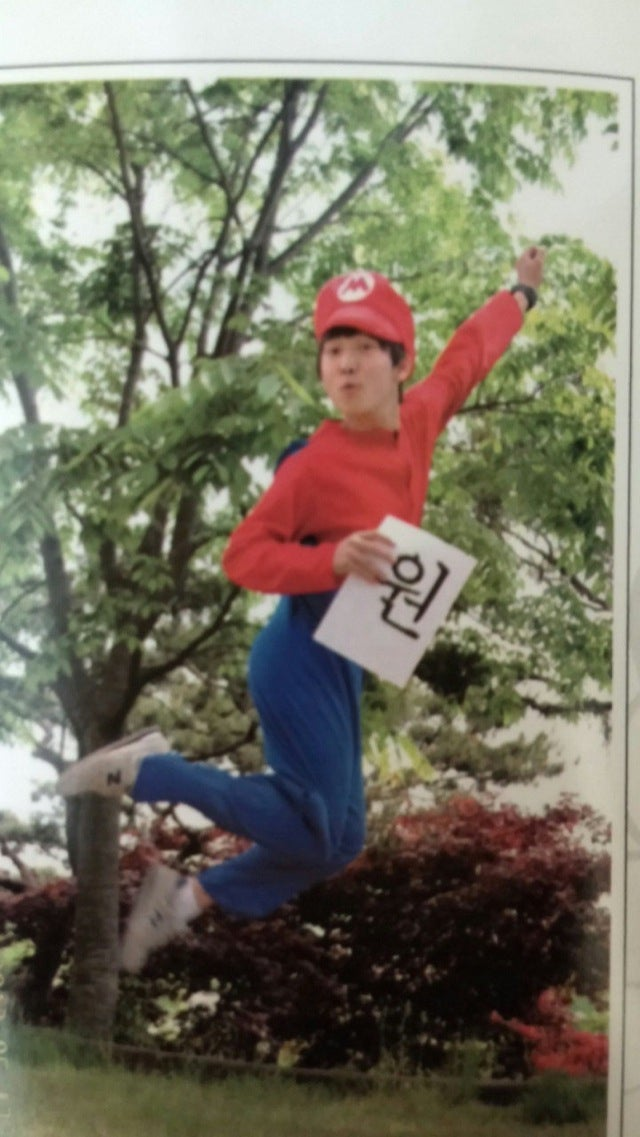 Hilarious Korean High School Yearbooks Will Make You Smile