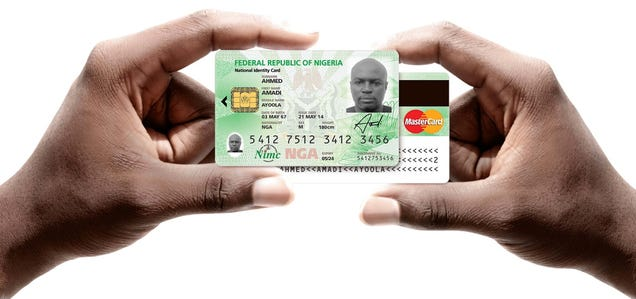 Nigeria Issues a Government-Issued ID Card That Doubles as a Debit Card