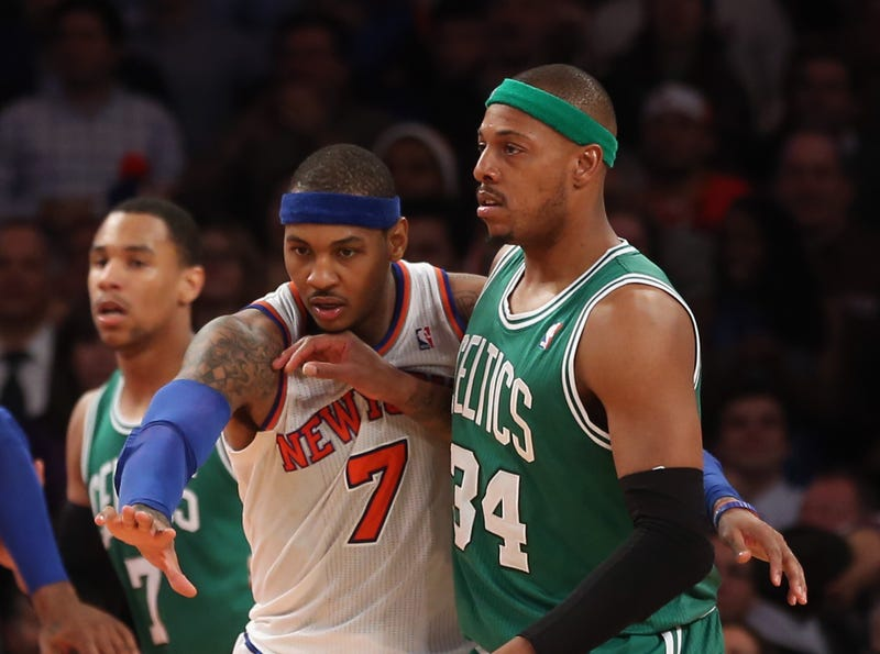 Carmelo Anthony Has Been Fasting For 15 Days, Is Now Giving Up