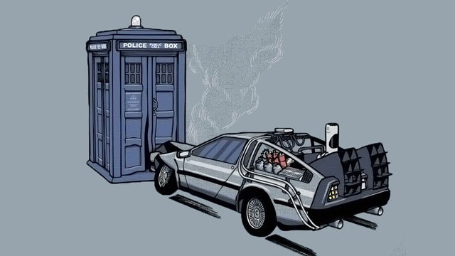 10 Coolest Time Machines in the Space-Time Continuum