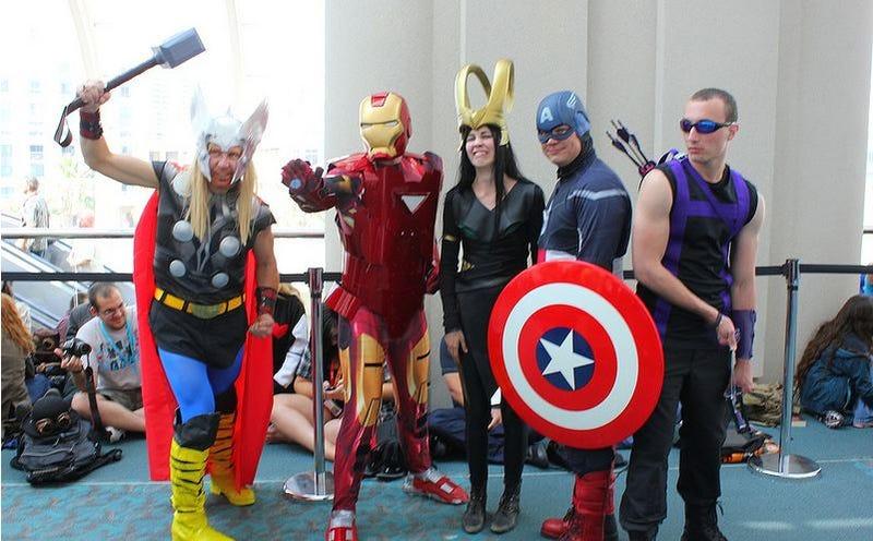Marvel Comics Cosplay!