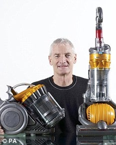 Dyson Developing Electric Car, Will Probably Suck