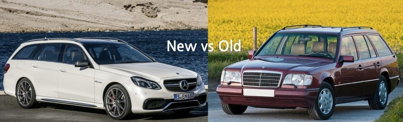 Old cars vs new cars
