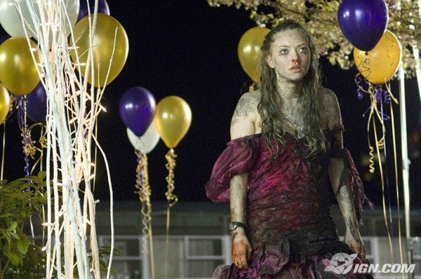 Blood-Soaked Formalwear in Jennifer's Body, and Another BSG Alumn Enters the Dollhouse