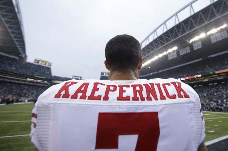 Colin Kaepernick And Two Other NFLers Won't Be Charged In April Incident