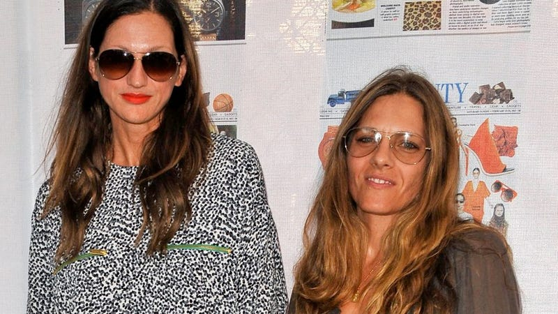 J. Crew's Jenna Lyons Rebounds From Divorce With Hip New Girlfriend