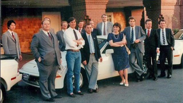 When Steve Jobs gave away Porsche 944s as an employee benefit