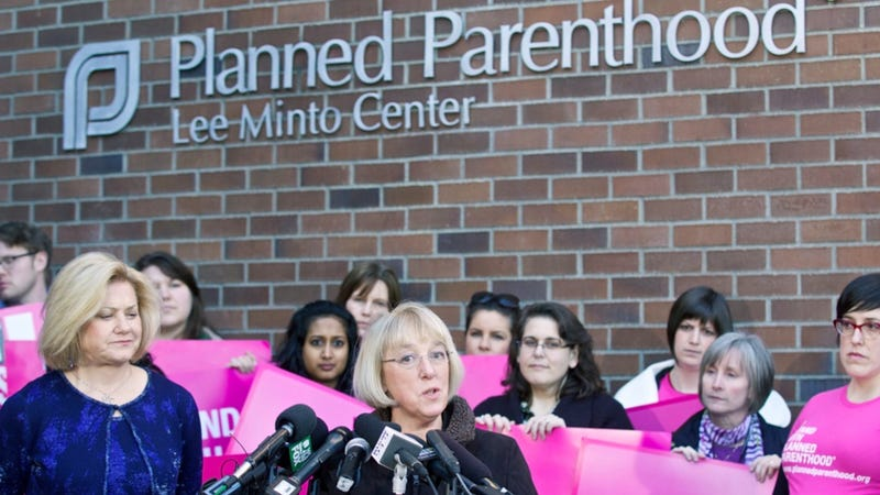 Man Charged with Trying to Burn Down Planned Parenthood Clinic (Twice)