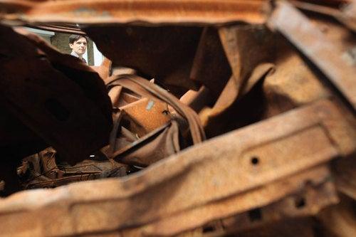 Baghdad: Car Bomb Art