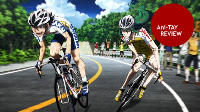 Yowamushi Pedal: The Ani-TAY Review