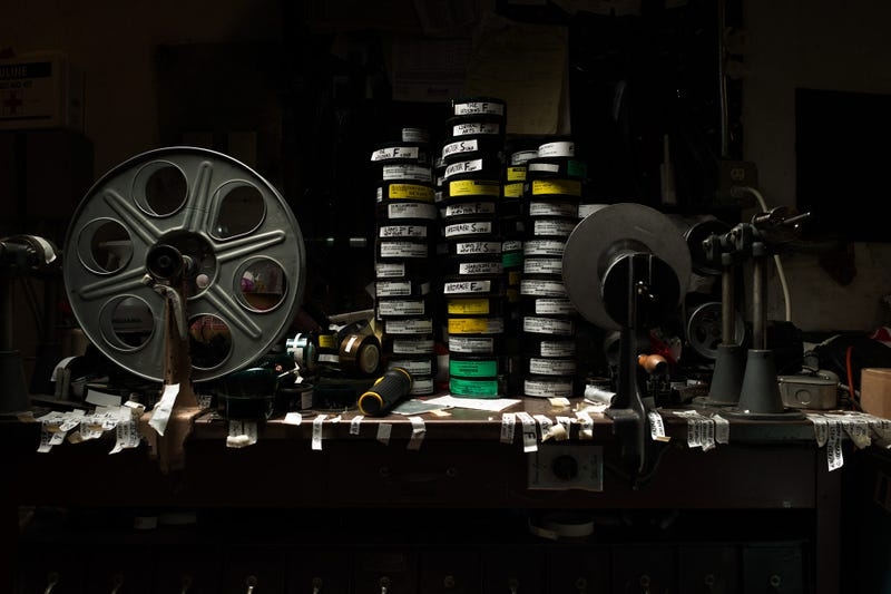 These Intimate Portraits Show the Fading World of Film Projection