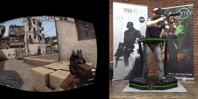 The Most Extreme Way To Play Counter-Strike