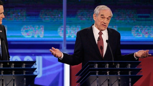 Ron Paul Actually Thought Those Racist Newsletters Were OK, After All