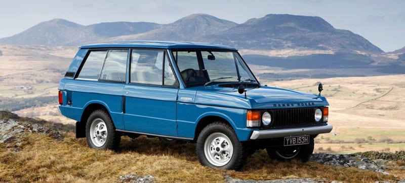 Let's Find Dan Neil's Wife A Vintage Range Rover