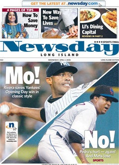 Uncomfortable Family Psychodrama Purchases 'Newsday'