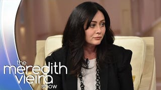 Shannen Doherty Hates Limos, Wishes Tori Spelling Well