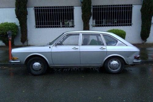 1972 Volkswagen 411 Sedan