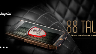 And Now A $6,000 Smartphone For Rich, Vulgar People