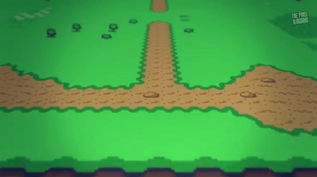 The Legend of Zelda, Done In The Style of Game of Thrones