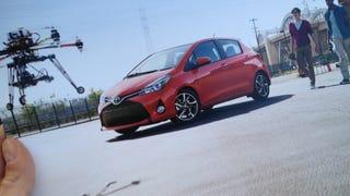 On Mediocrity: The Toyota Yaris Joneepositelock Review