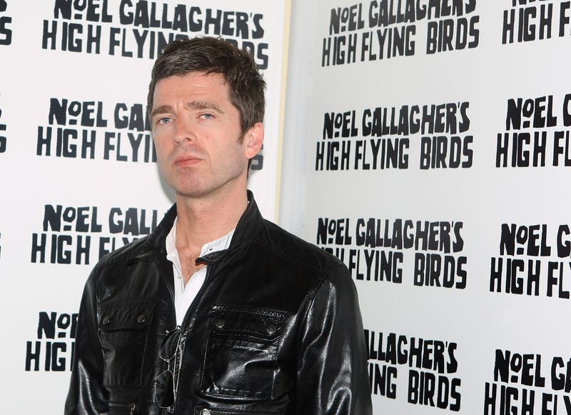 "Noel Gallagher ""Fucking Had A Shit Year"" And Other Things That Bug Him"