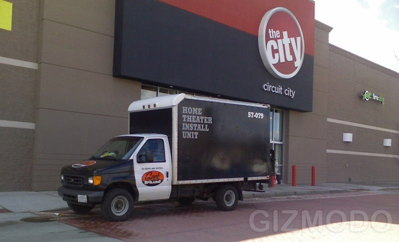 Best Buy Says Goodbye to Circuit City