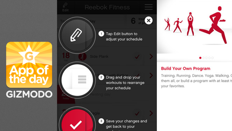 Reebok Fitness: Get Rid of Your Excuses to Get Fit