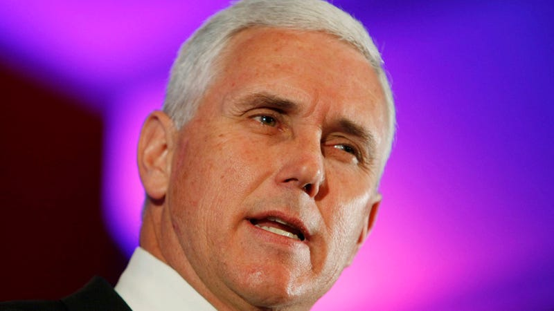 Conservative Star Mike Pence Won't Run for President