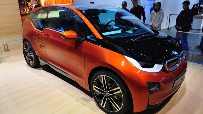 Zany Electric BMW i3 Will Cost As Much As A Normal 3-Series