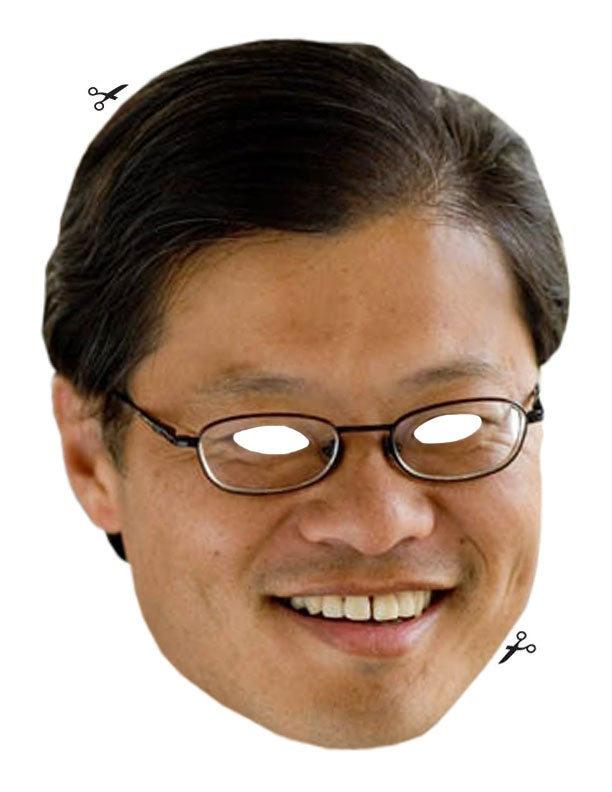 Jerry Yang, Yahoo's undead CEO