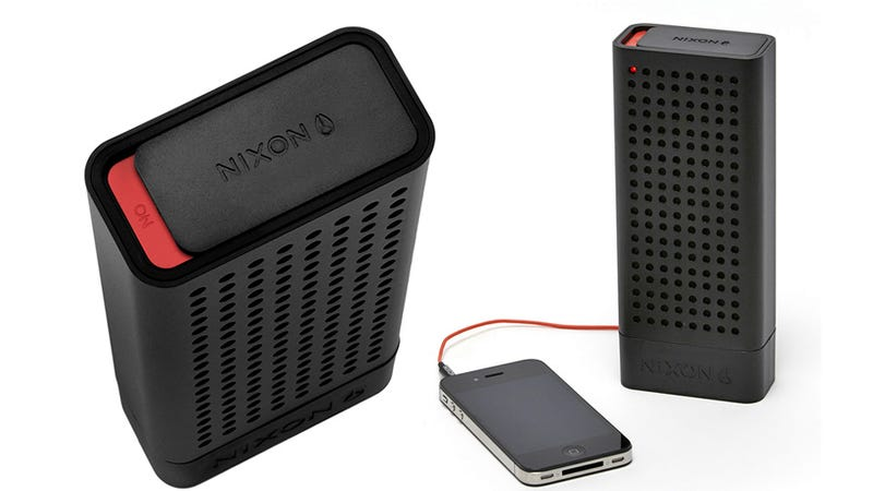 If Only Nixon's Audio Gear Sounded As Good As It Looks