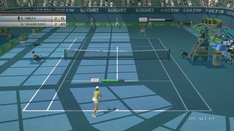 Hands on with Smash Court Tennis 3